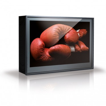 Outdoor protection enclosure - Doohbox - ERARD PRO