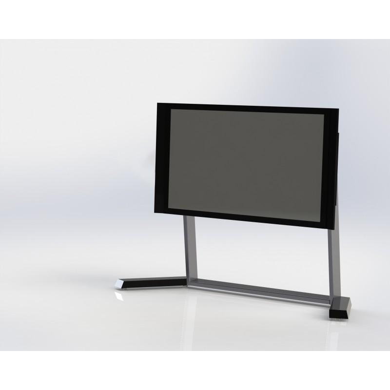 chariot pour cran tactile de grande taille hubbit erard pro. Black Bedroom Furniture Sets. Home Design Ideas