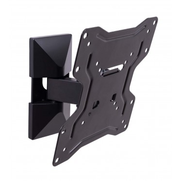 tilting and swivelling wall mount for screens - VESA 200 - display up to 30kg - MEDIAFIX 200