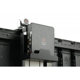 Xpo - codec box behind the screen