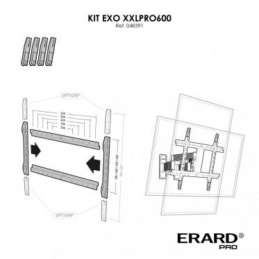 KIT EXO XXLPRO600