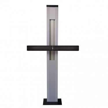 CRESTRON sound bar mount for XPO stands