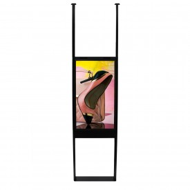 OMNIUM floor-ceiling stand