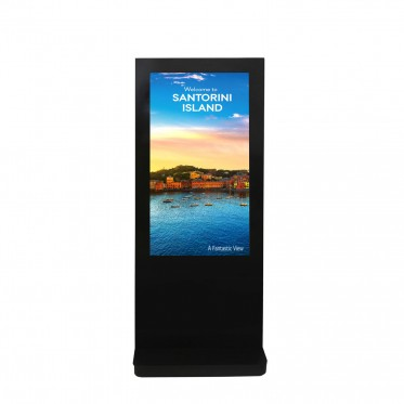 OUTDOOH LG - 49'' and 55'' outdoor kiosk for LG XE4F screens