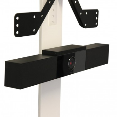 POLY STUDIO sound bar mounts
