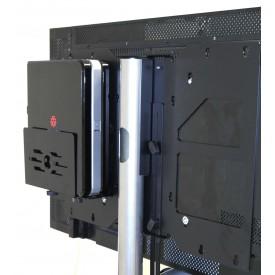 Stand-alone camera shelf