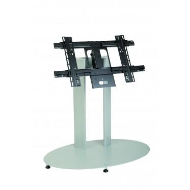 Plasmatech socle 90 cm mobile fix. Universelle