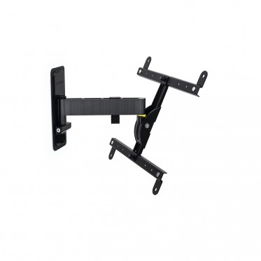 EXO 400TW2-tilting and swivelling wall mount for screen with offset 325mm