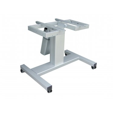 table cart for touch screen vertical translation - table position - EasyTABLE