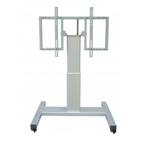 table cart for touch screen vertical translation - vertical position - EasyTABLE