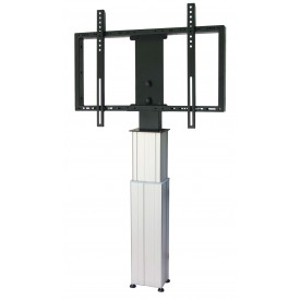 motorized column for big size screen with wall fix-EasyLIFT