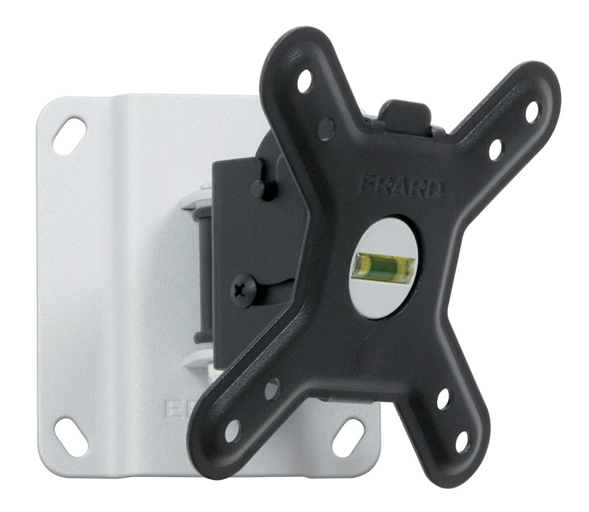 CLIFF 100TW45 - tilting and swiveling wall mount