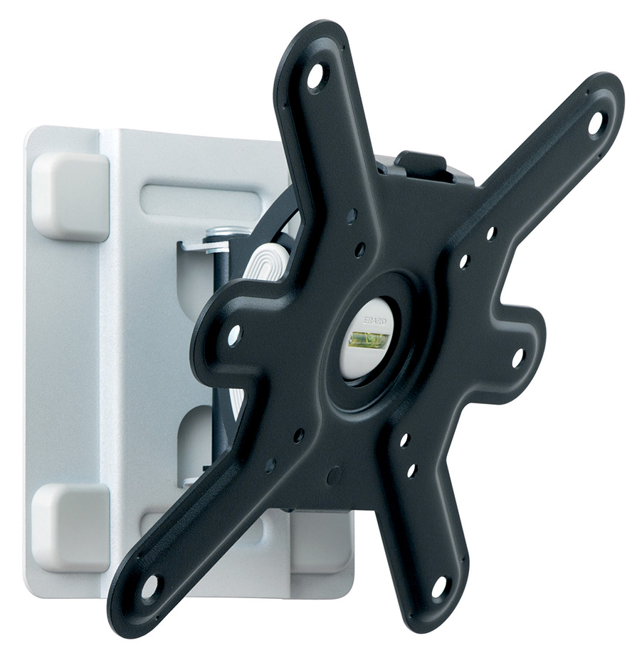 CLIFF 200TW45 - tilting and swiveling wall mount