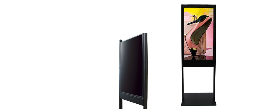 Stand for Samsung OMN and OMN-D screens