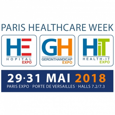 Thanks for your visit on PARIS HEALTHCARE WEEK